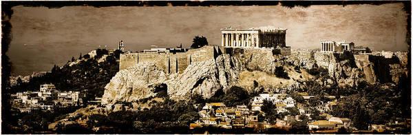 Photograph - Athens, Greece - Acropolis by Mark Forte