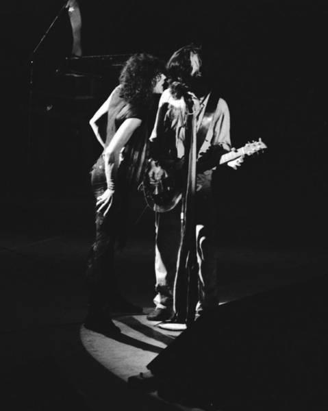 Photograph - Aerosmith In Spokane 1 by Ben Upham