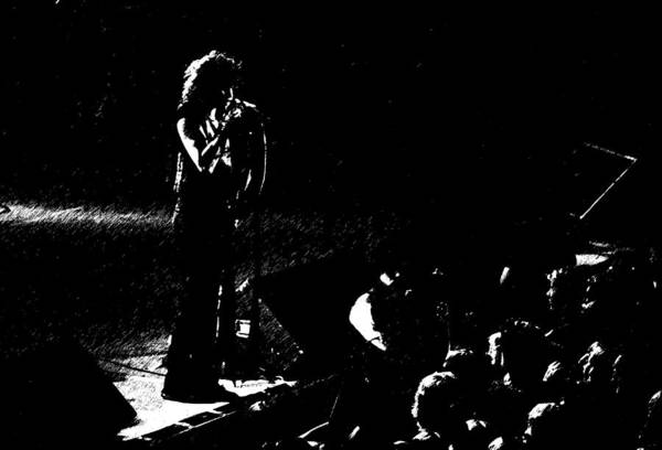 Photograph - Aerosmith In Spokane 15b by Ben Upham