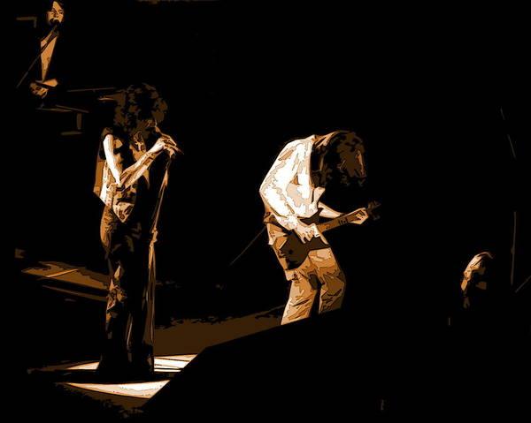 Photograph - Aerosmith In Spokane 19a by Ben Upham