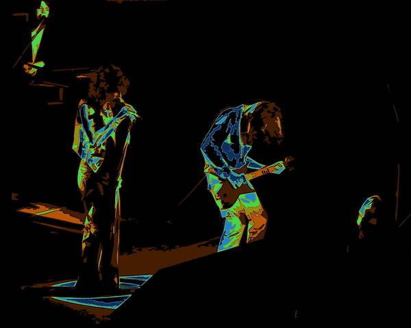 Photograph - Aerosmith In Spokane 19b by Ben Upham