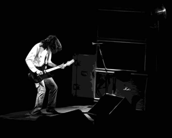 Photograph - Aerosmith In Spokane 23b by Ben Upham