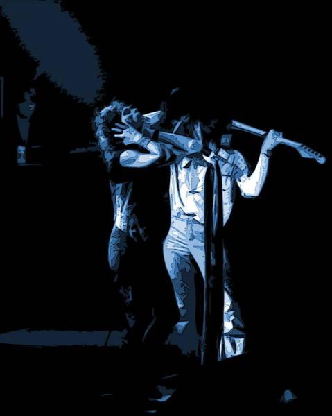 Photograph - Aerosmith In Spokane 27b by Ben Upham