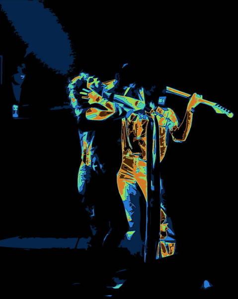 Photograph - Aerosmith In Spokane 27c by Ben Upham