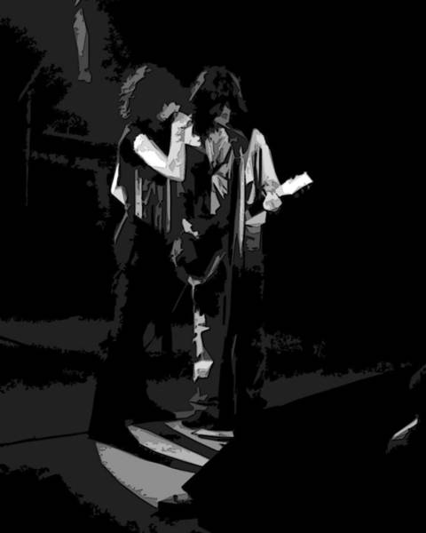 Photograph - Aerosmith In Spokane 2a by Ben Upham