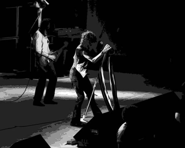 Photograph - Aerosmith In Spokane 3 by Ben Upham