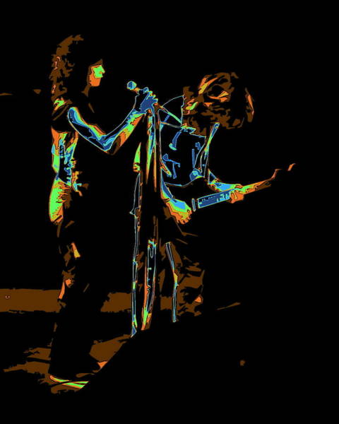 Photograph - Aerosmith In Spokane 31c by Ben Upham