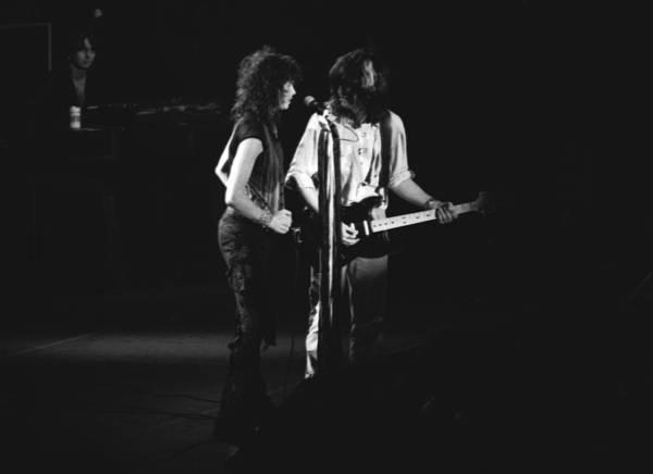 Photograph - Aerosmith In Spokane 32 by Ben Upham
