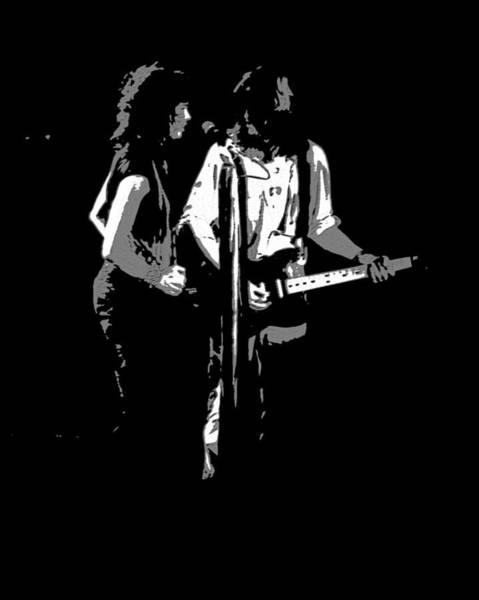 Photograph - Aerosmith In Spokane 32a by Ben Upham