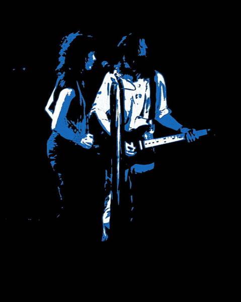 Photograph - Aerosmith In Spokane 32b by Ben Upham