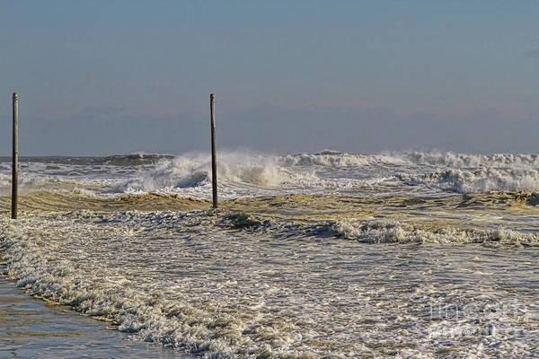 Photograph - After Storm Sandi by Deborah Benoit