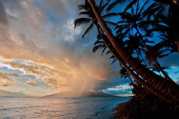 Kihei Photograph - After The Storm by James Roemmling