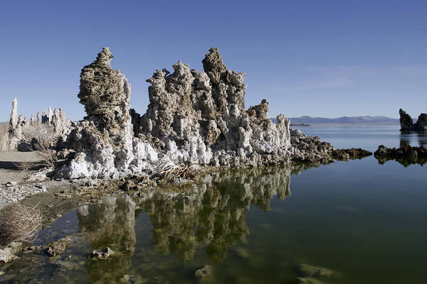 Photograph - Afternoon At Mono Lake by Wes and Dotty Weber