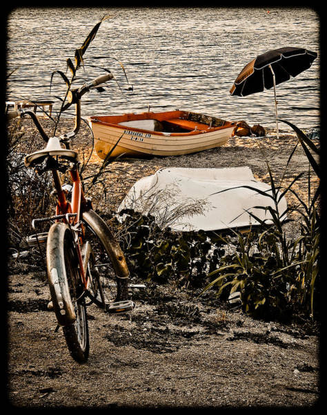 Hanioti, Greece - Afternoon At The Beach Art Print