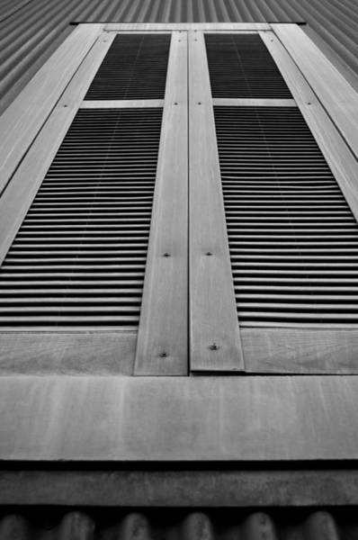 Photograph - Aged Shutters by Colleen Coccia