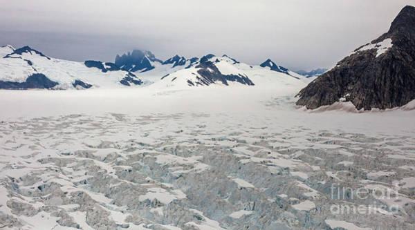 Petersburg Photograph - Alaska Frontier by Mike Reid