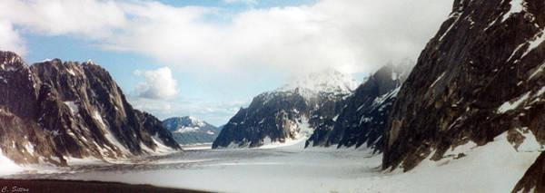 Photograph - Alaska Glacier by C Sitton