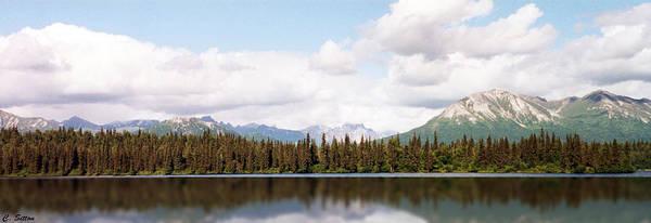 Photograph - Alaskan Reflections by C Sitton