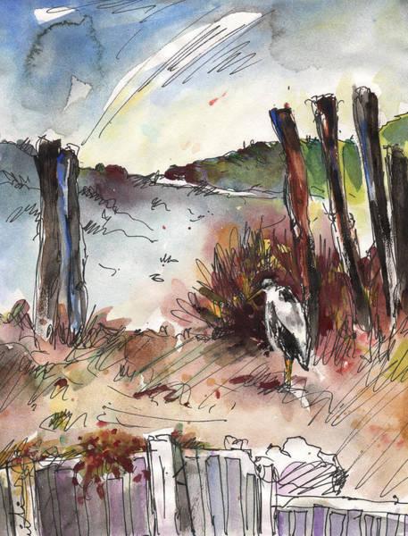 Painting - Albufera De Valencia 04 by Miki De Goodaboom