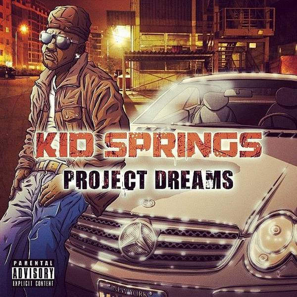 Comics Wall Art - Photograph - Album Cover Of Kid Springs' project by Tuan HollaBack