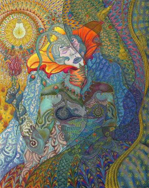 Painting - Alegria by Ellie Perla