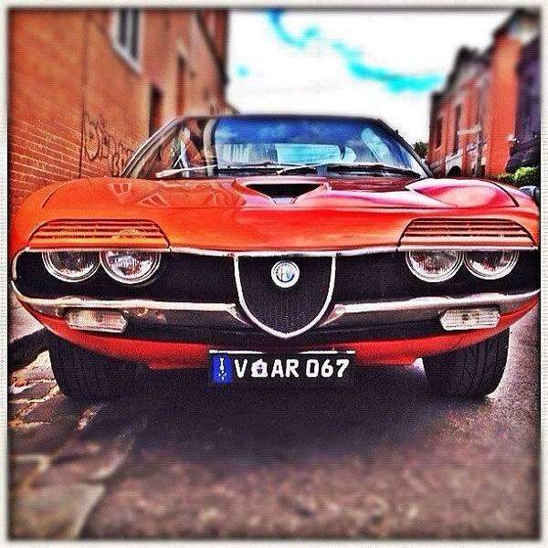 Alfa Romeo Photograph - #alfa #romeo #alfaromeo #car #old #sick by Luke Fuda
