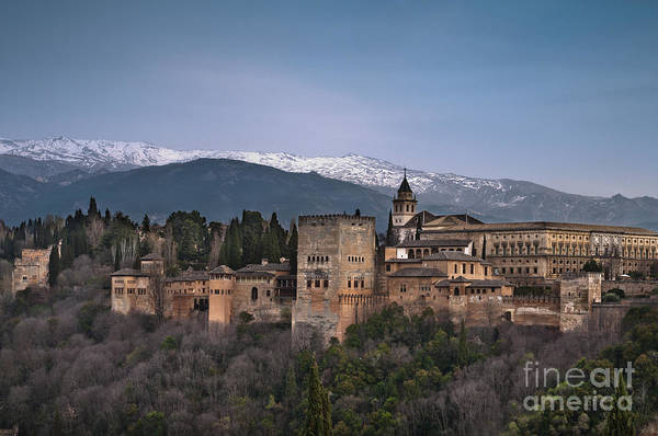 Wall Art - Photograph - Alhambra by Marion Galt