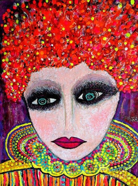 Sax Painting - Alice In Wonderland by Darlyne Sax