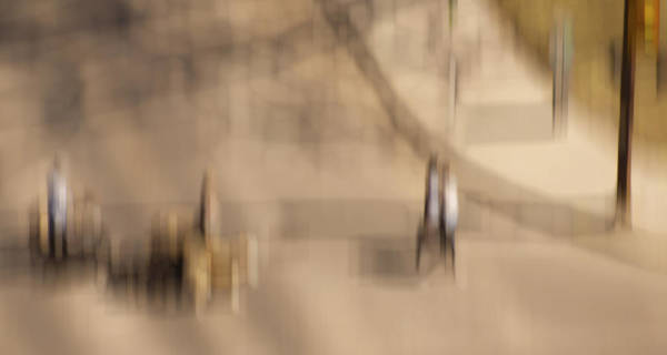 Photograph - Alive In The City 6 - The Dog Walkers by Robin Webster