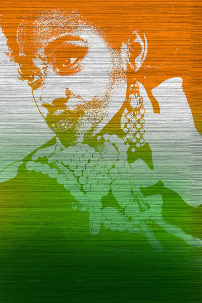 African American Woman Wall Art - Photograph - Aliyah by Naxart Studio