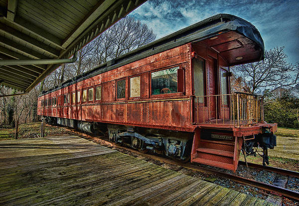Photograph - All Aboard by Steve Zimic