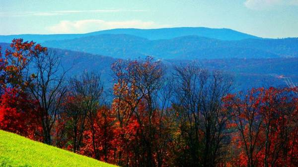 Allegheny Mountains Wall Art - Photograph - Allegheny Mountains West Virginia by Joyce Kimble Smith