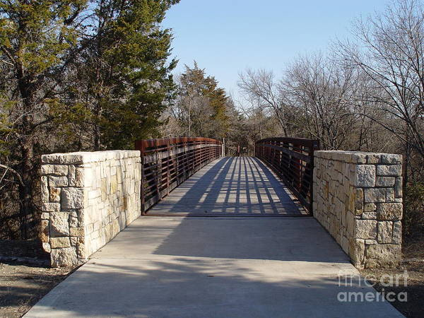 Photograph - Allen Station Bridge by Jerry Bunger