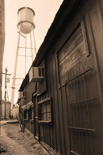 Photograph - Alleyway by Sarah Broadmeadow-Thomas