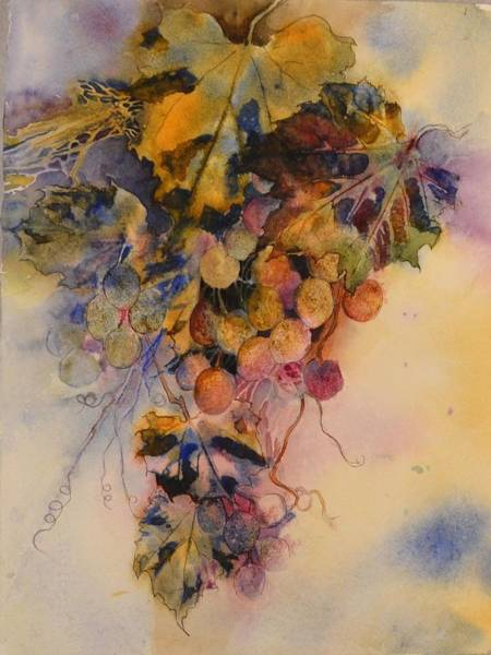 Painting - Almost Ripe by Pamela Lee