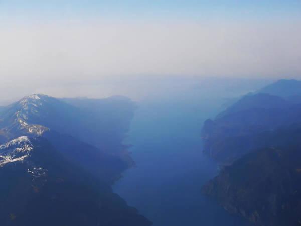 Photograph - Alpine Lake by Bill Cannon