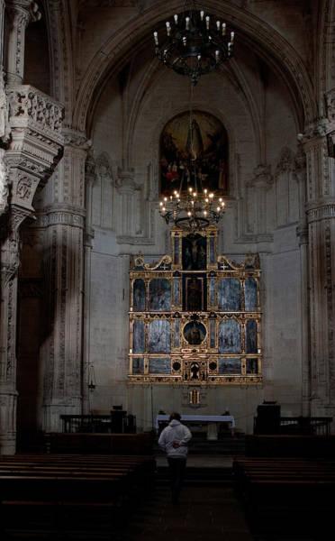 Photograph - Altar Shadowed And Shining by Lorraine Devon Wilke