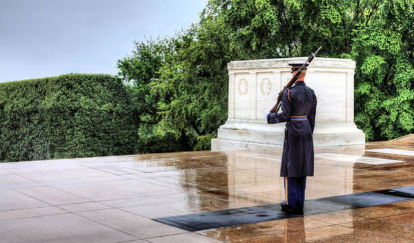 Honor Guard Photograph - Always by JC Findley