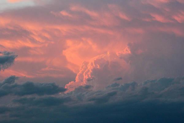 Christy Photograph - Amazing Pink Cloud by Christy Patino