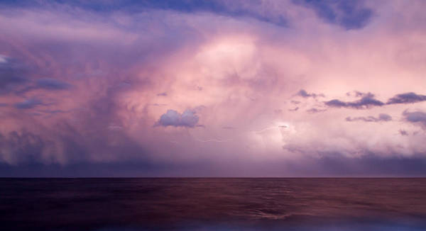 Discharge Photograph - Amazing Skies by Stelios Kleanthous
