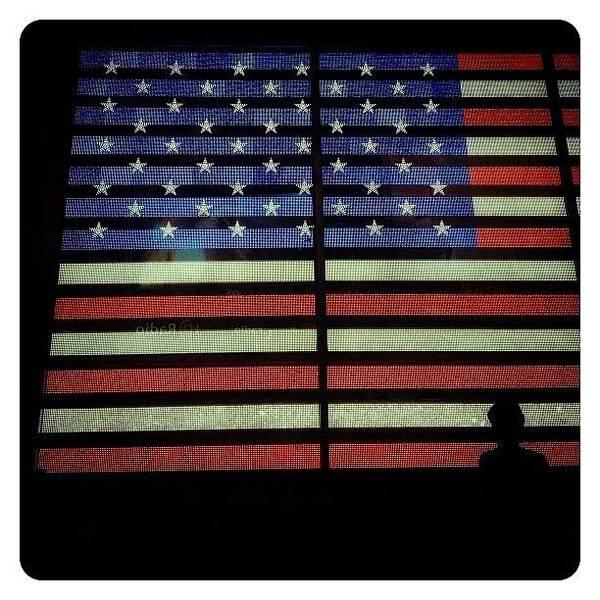 Landmarks Wall Art - Photograph - American Lights by Natasha Marco