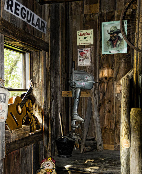 Outboard Photograph - Americana 2 by Peter Chilelli