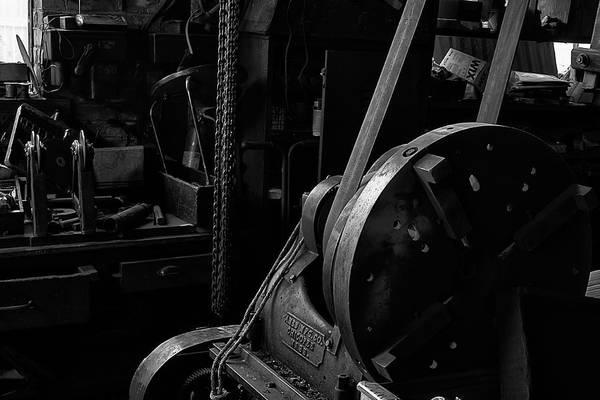 Photograph - Ames Mfg Co by Tom Singleton