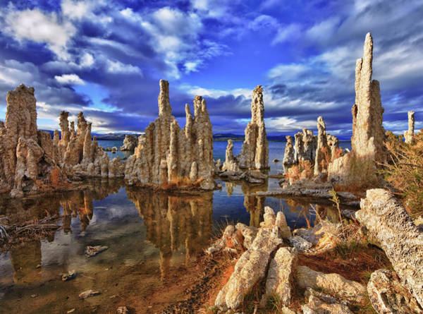Photograph - Among The Tufas by Beth Sargent