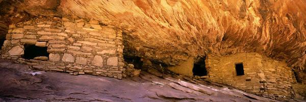 Anasazi Wall Art - Photograph - Anasazi Ruin by Steve Munch