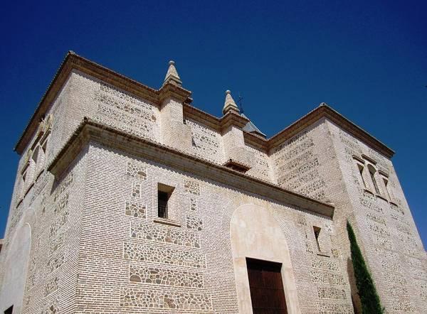 Photograph - Ancient Architectural Church Building Granada Spain by John Shiron