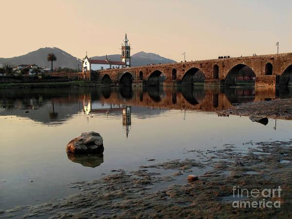 Lima Photograph - Ancient Bridge by Carlos Caetano