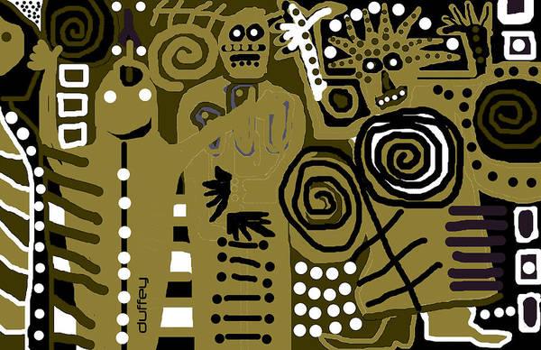 Ancients 1d Art Print