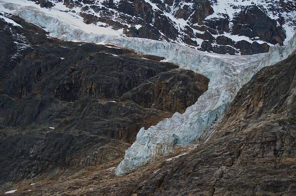 Photograph - Angel Glacier 2 by David Kleinsasser