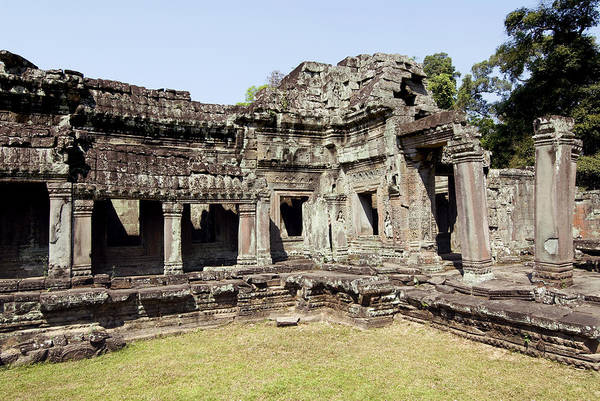 Wall Art - Photograph - Angkor Archaeological Park by Gloria & Richard Maschmeyer
